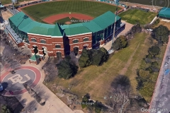 Baylor Baseball Field - Architectural Standing Seam Metal & Modified Bitumen