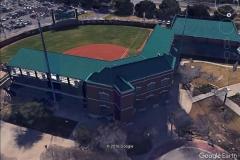 Baylor Softball Field - Architectural Standing Seam Metal & Modified Bitumen