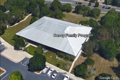 Casey Family Program Austin - Architectural Standing Seam Metal Roofing