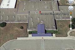 Crawford Elementary School - Architectural Standing Seam Metal & Built-Up Asphalt