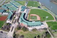 Baylor Ballpark - Commercial Metal Roofing