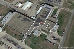 Elgin High School, Elgin Texas - Built-Up Asphalt Roofing
