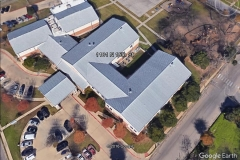 West Avenue Elementary Waco - Architectural Standing Seam Metal Roofing