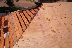 Residential Tearoff Redeck Architectural Standing Seam