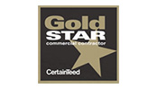 Guest Roofing - Gold Star Certainteed Waco, Texas