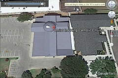 Christ The King Catholic Church Belton - Architectural Standing Seam Metal Roofing