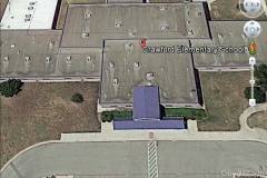 Crawford Elementary School - Architectural Standing Seam Metal & Built-Up Asphalt
