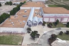 Desoto Freshman Campus School - Architectural Standing Seam Metal & Built-Up Asphalt