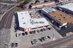 Dicorte Center Waco - TPO Roofing