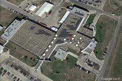 Elgin High School Elgin - Built-Up Asphalt Roofing