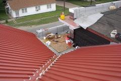 First United Methodist Church - Berridge Metal Tile & Modified Bitumen