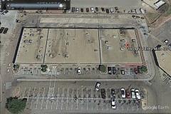 Sunset Plaza Shopping Center Waco - Built-Up Asphalt Roofing