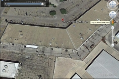Town West Shopping Center Waco - Built-Up Asphalt Roofing