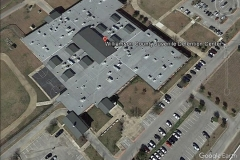 Williamson County Juvenile Detention Center - Architectural Standing Seam Metal & Modified Bitumen