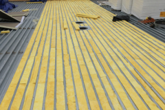 Commercial Roofing Waco, Texas - D3 Sound Insulation