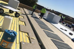 Commercial Roofing Waco, Texas - Full Taper Layout