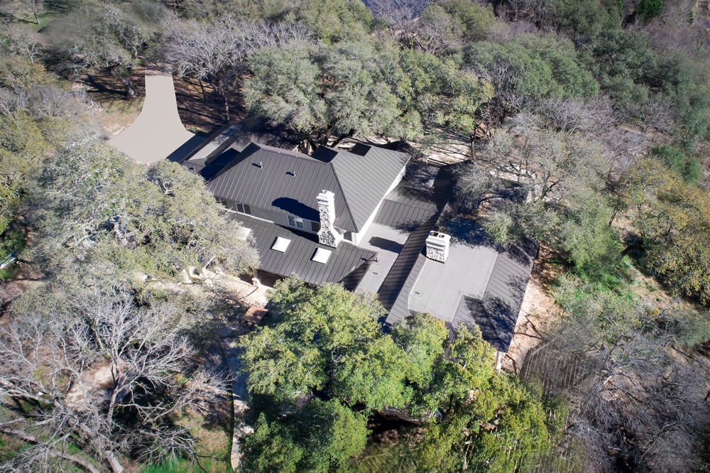 Residential Metal Roofing - Waco, Texas
