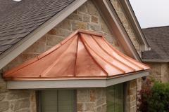 Copper Roofing Waco, Texas