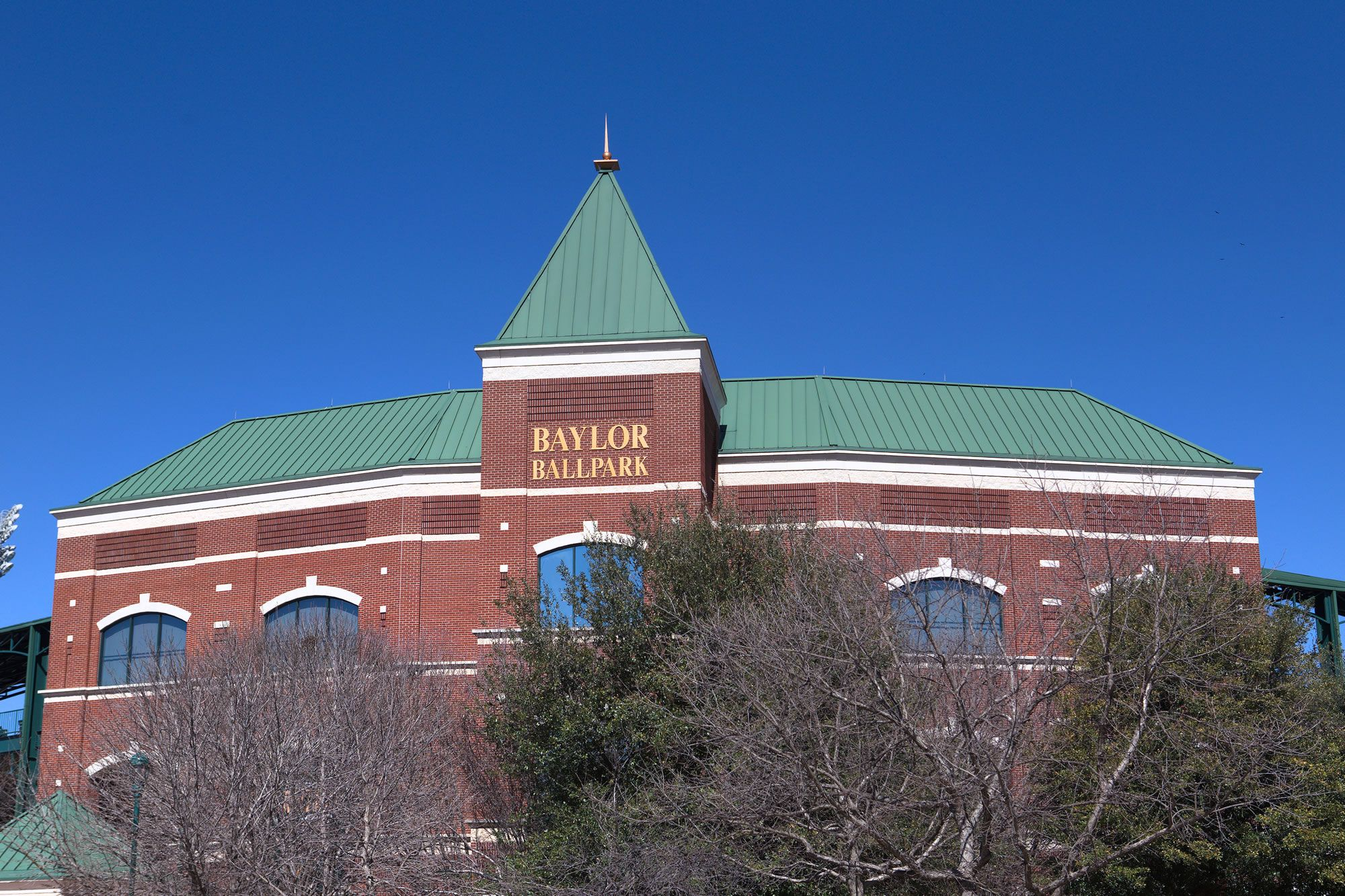 Guest Roofing Waco - Commercial Roofing Baylor Ballpark